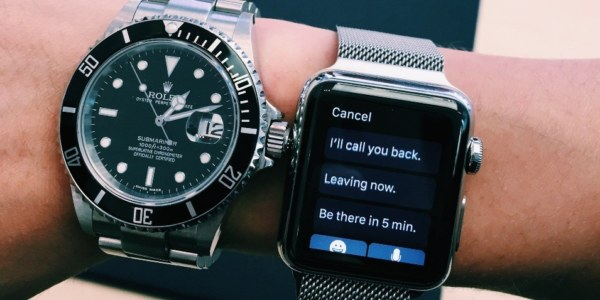 Should I buy Rolex or Apple Watch 3?