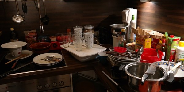 Is there any Simple Methods to Maintain Kitchen Muddle free?