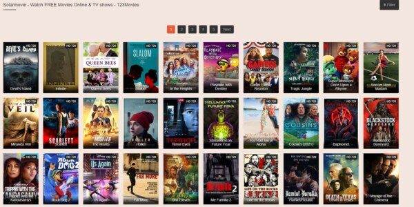 Which Sites are best like Solarmovie to watch free movies online?